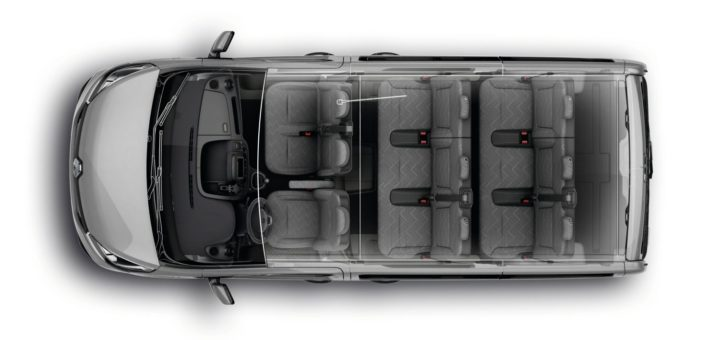 Trafic 9 places renault revia multiservices for Interieur trafic 9 places
