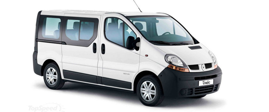 minibus 9 places renault revia multiservices. Black Bedroom Furniture Sets. Home Design Ideas