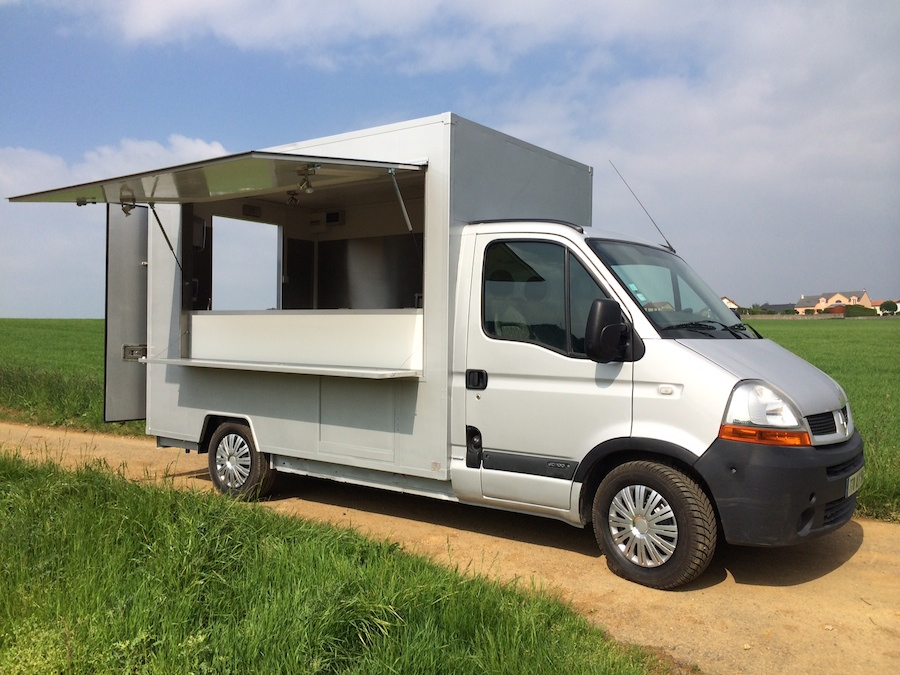 Camion a crepe occasion