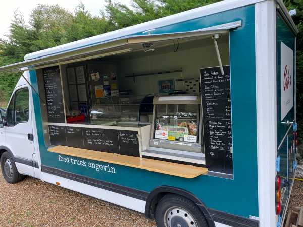 Camion food truck occasion