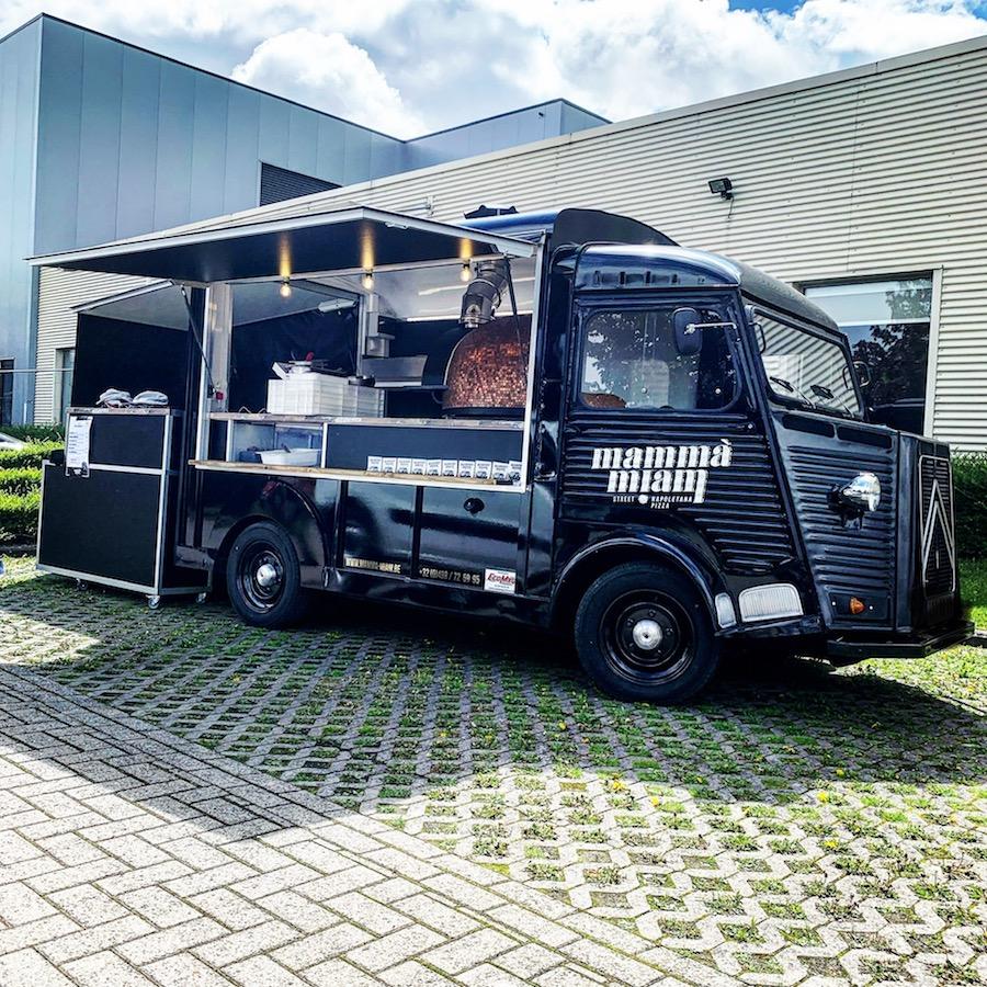Camion restaurant a vendre