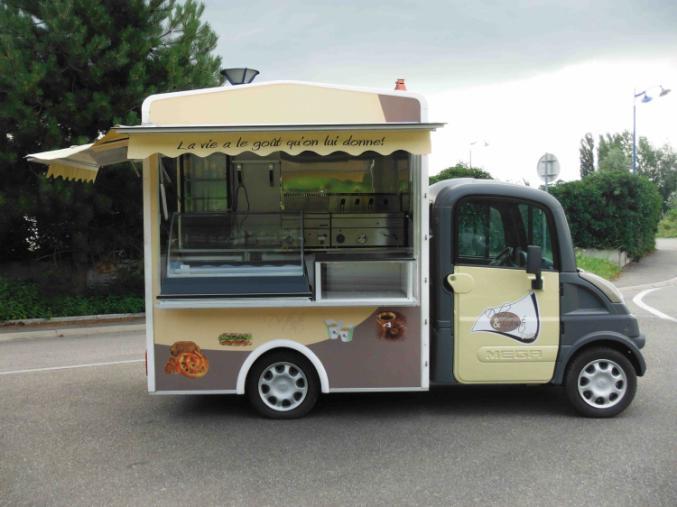 Camion sandwich prix