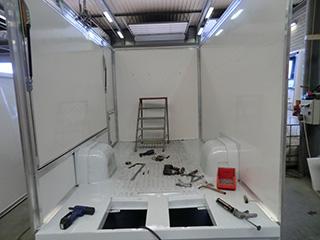Fabriquer un food truck