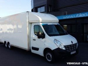 Fourgon caisse occasion