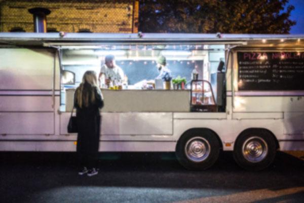 Prix amenagement food truck