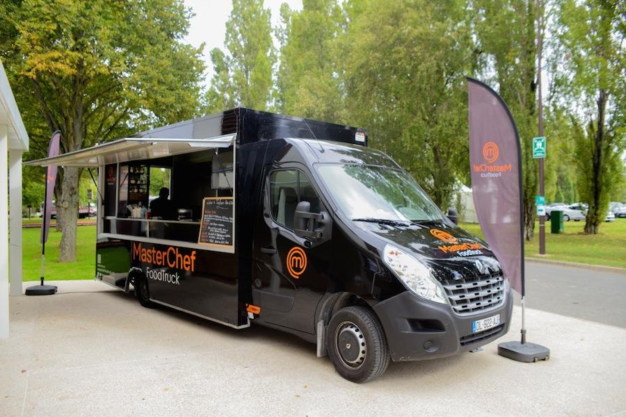 Prix food truck neuf